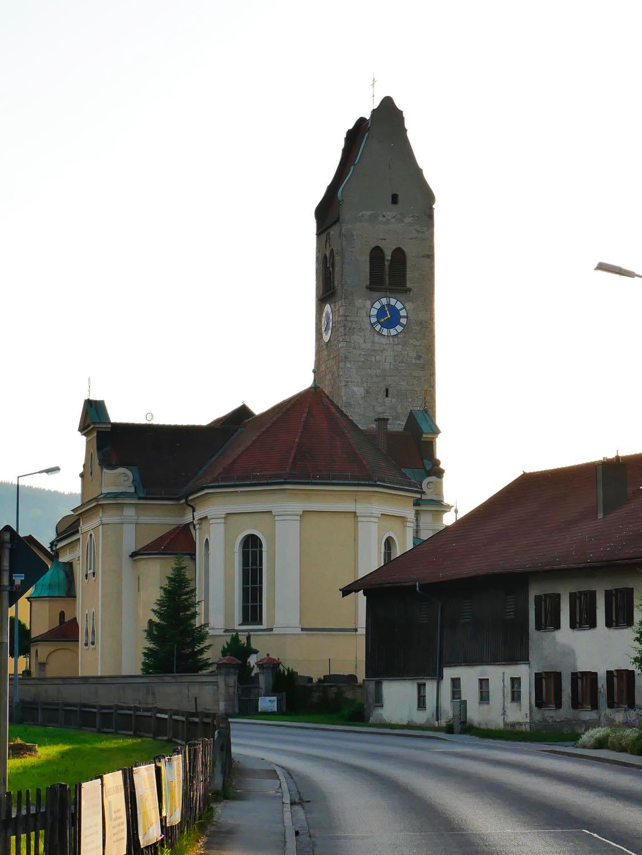 Pfarrkirche St. Johann Peißenberg