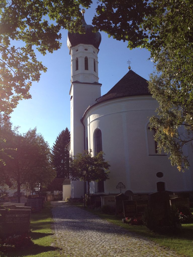 Foto Pfarrkirche St. Leonhard/Forst