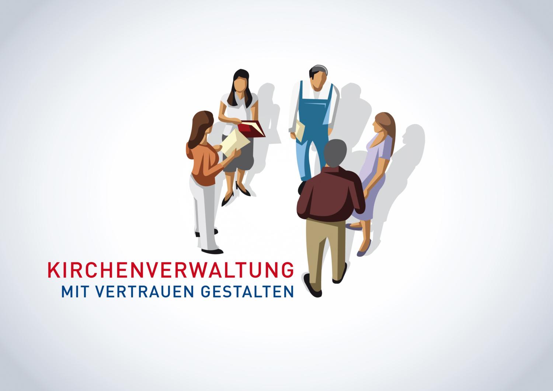 Kirchenverwaltung - Bild: Factum/adp In: Pfarrbriefservice.de