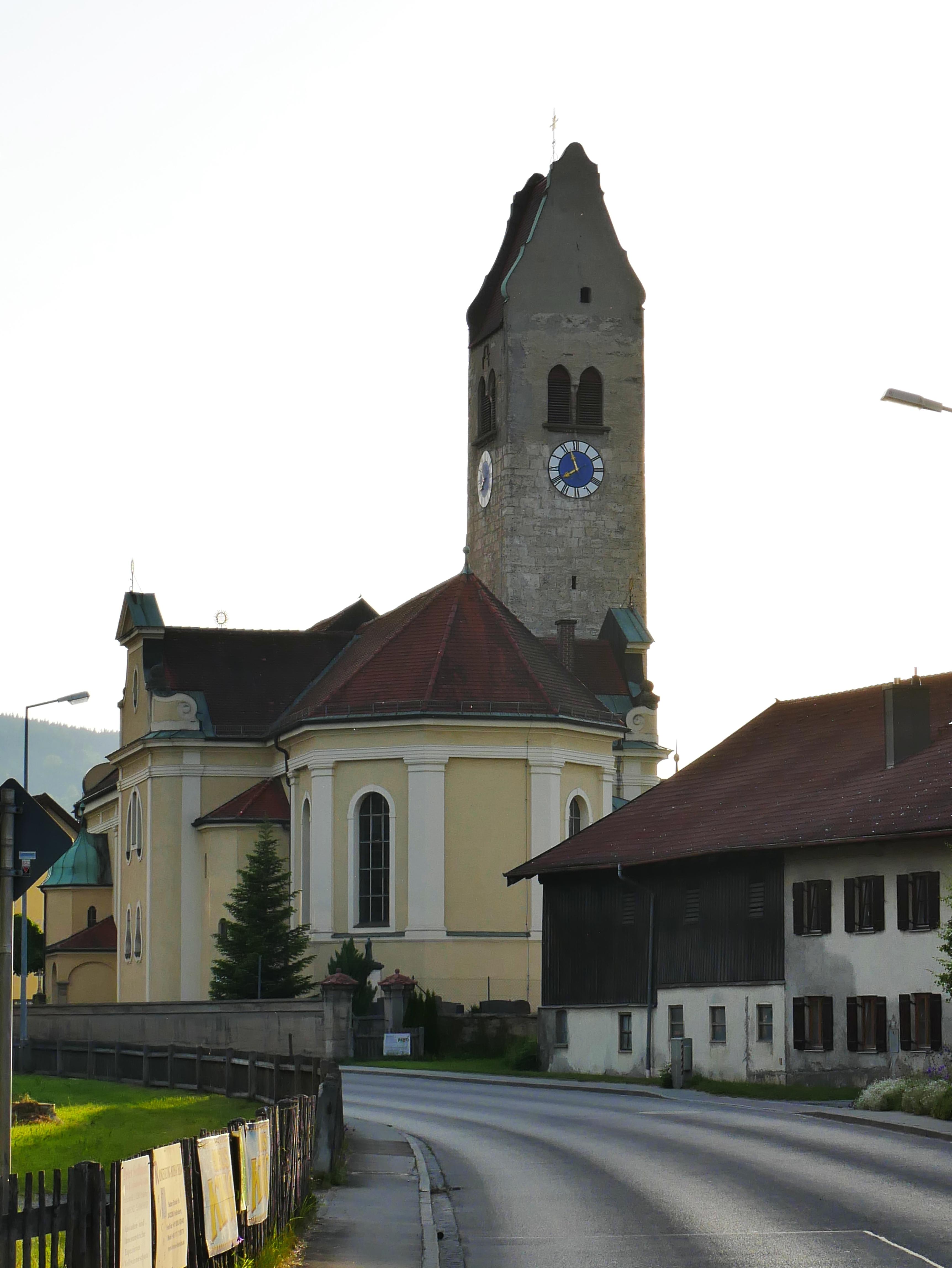 Foto St. Johann Peißenberg