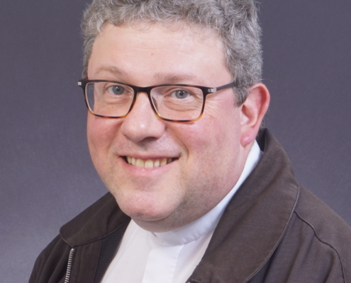 Pfarrer Georg Fetsch