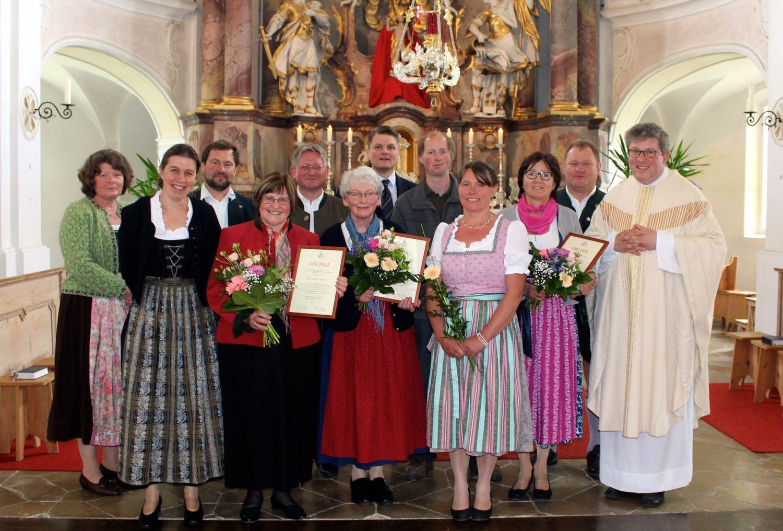 Pfarrgemeinderat St. Leonhard/Forst