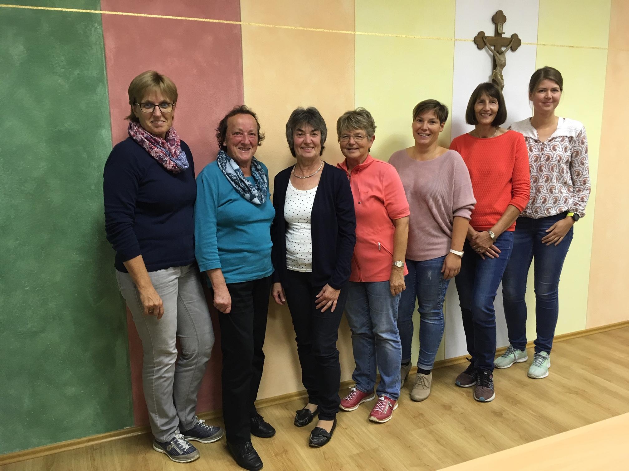 Frauenbund St. Barbara - Beisitzer