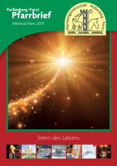 Titelbild Pfarrbrief Advent 2019