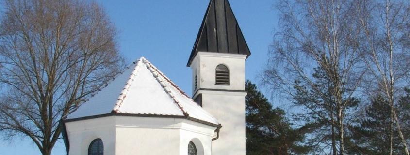 Knappenkapelle im Winter