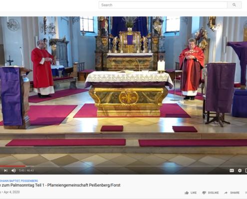 YoutTube Bildschirmfoto