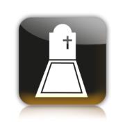 Bestattungen Symbol