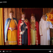 YouTube Video Sternsinger 2021